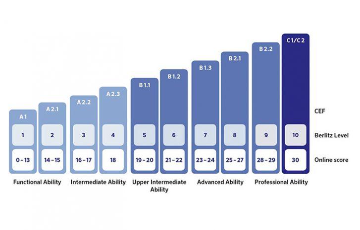 آزمون تعیین سطح زبان آنلاین