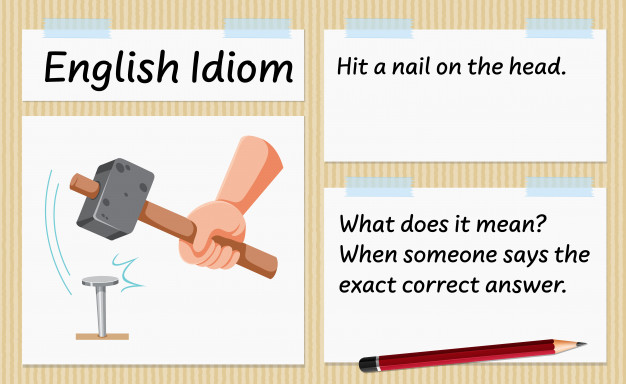 اصطلاحات پرتکرار زبان انگلیسی با معنی