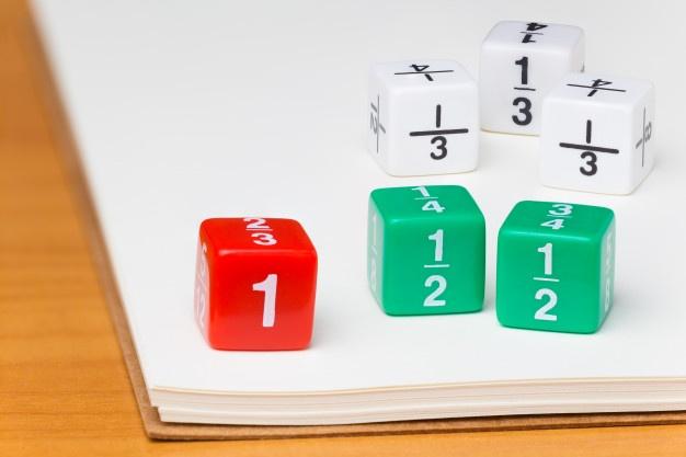 اعداد کسری در انگلیسی + آموزش کامل